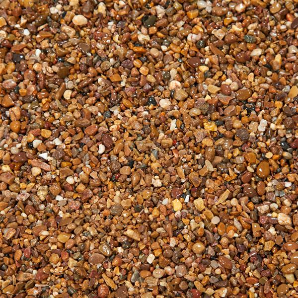 Quartz Pea Gravel 10mm