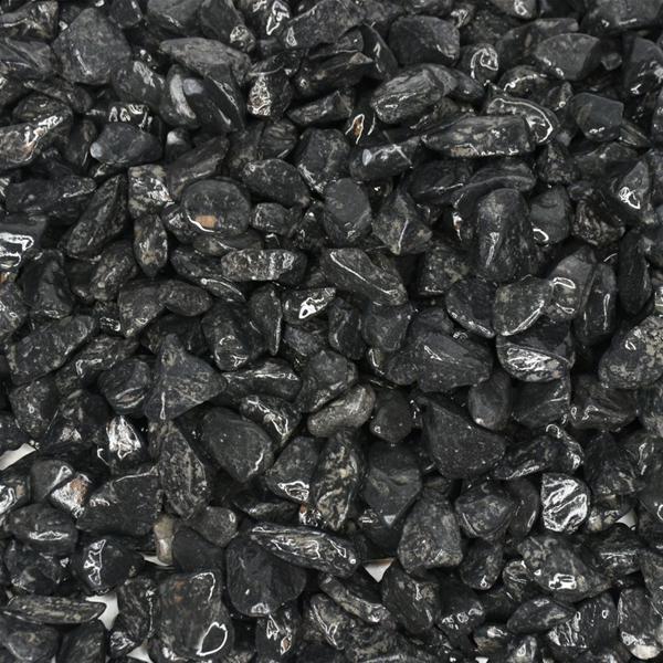 Midnight Black Chippings  12-18mm