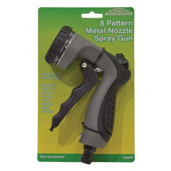 8 Pattern Nozzle