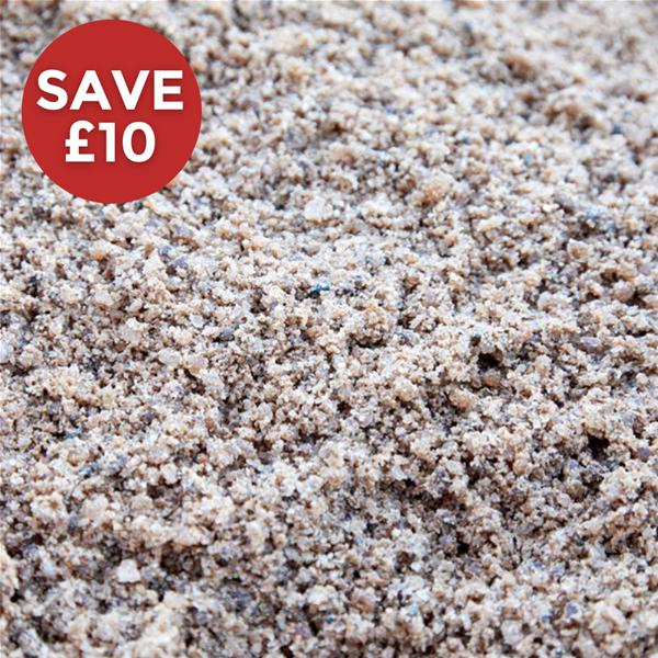 Brown Rock Salt