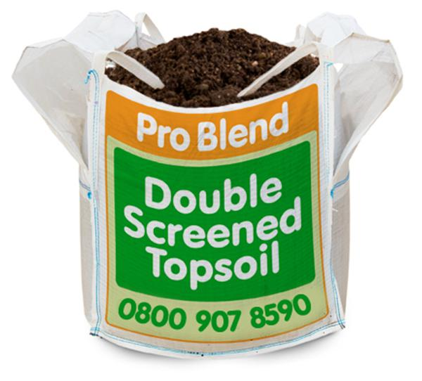 Double Screened Topsoil