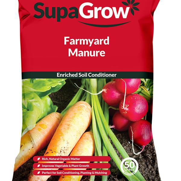 Farmyard Topsoil image