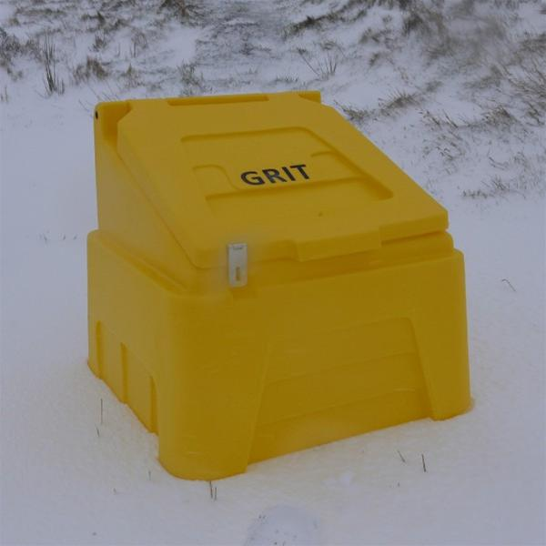 Premium Lockable Grit Bin