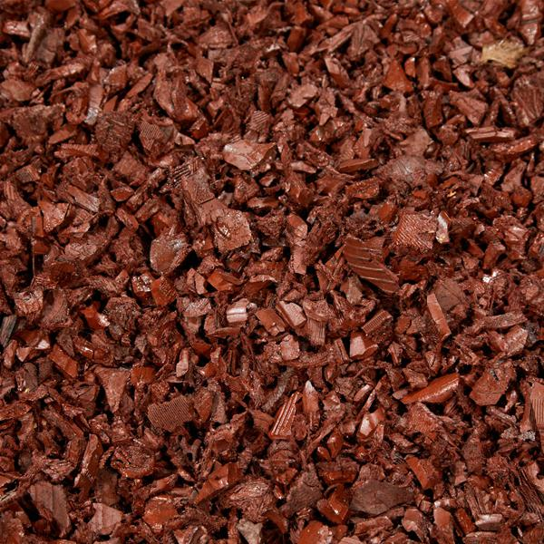 Play Area Rubber Chippings Brown