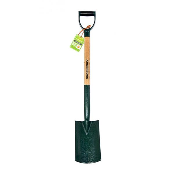 Carbon Steel Soft Grip Digging Spade image