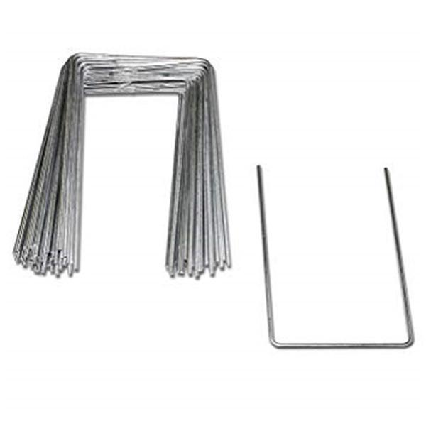 Galvanised Steel Weed Membrane Pegs